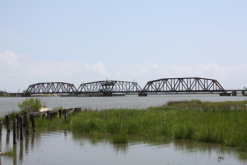 Chef Menteur Railroad Bridge | by cmh2315fl