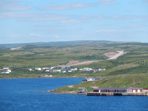 Red Bay - begin Labrador Highway - 1