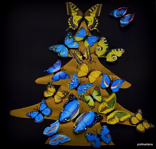 DSC_4614 marilena's Xmas butterfly tree