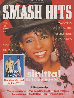 Smash Hits, June 14, 1989