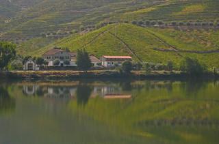 Portugal - Rio Douro - reflections