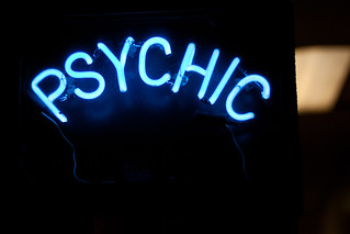 Psychic - Sign for Psychic Readings by Christine, on ...