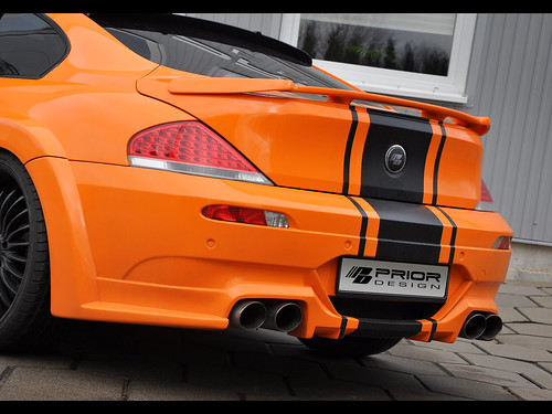 BMW E63/64 M6 6-ASeries Widebody Kit by Prior Design | by Prior Design NA (priordesignusa.com)