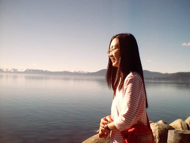 Naomi at Lake Tahoe