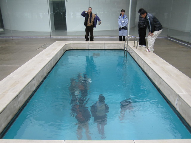 The Swimming Pool by Leandro ERLICH