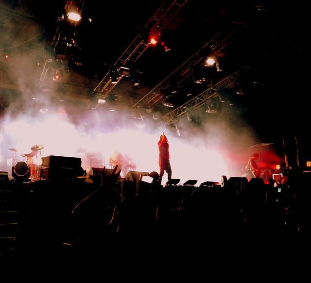 Prodigy, Eristoff Invasion Festival, Bangalore
