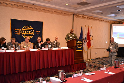 Panel Discussion on Training and Simulation | by U.S. Army Combat Capabilities Development Command