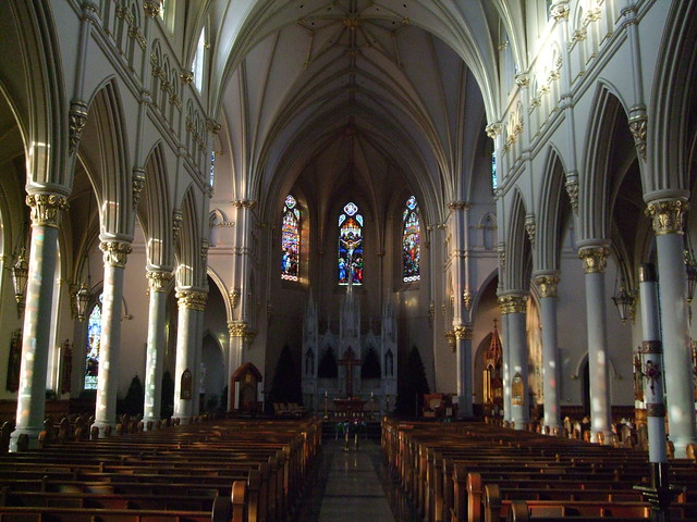 St. Peter Cathedral, Erie, PA