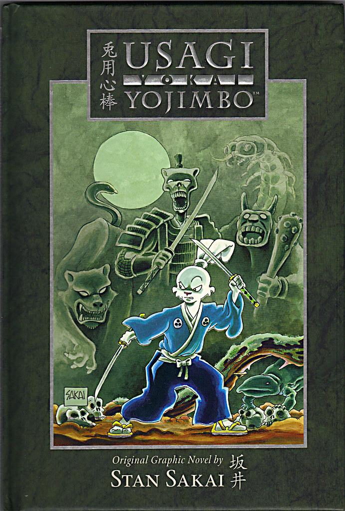 Usagi Yojimbo: Yokai [Hardcover] (( 2009 )) by tOkKa
