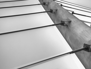 South Quay Footbridge-detail | by mrdannynavarro