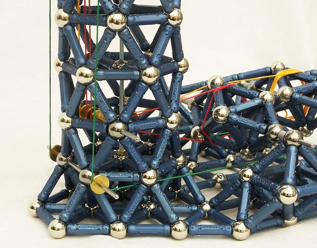 Geomag Mechanics: Tower Crane 4/5