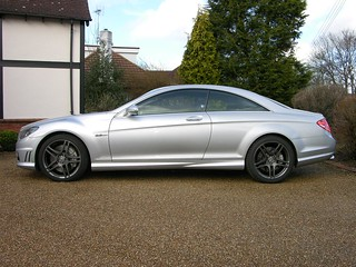 2007 Mercedes Benz CL63 AMG | by TheCarSpy