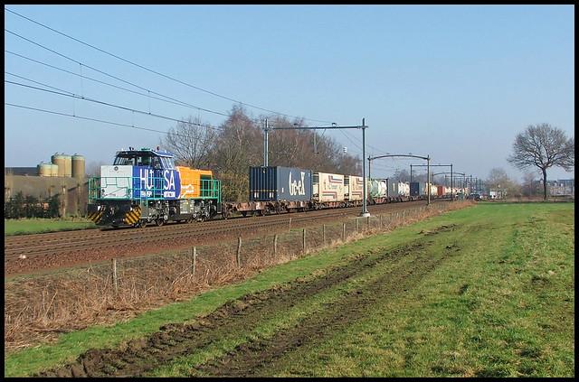 Helmond Brandevoort, 17 februari 2011 | HTRS 1798