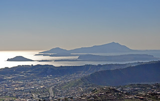 Gulf of Pozzuoli ,Procida and Ischia Islands | by Goldenpixel