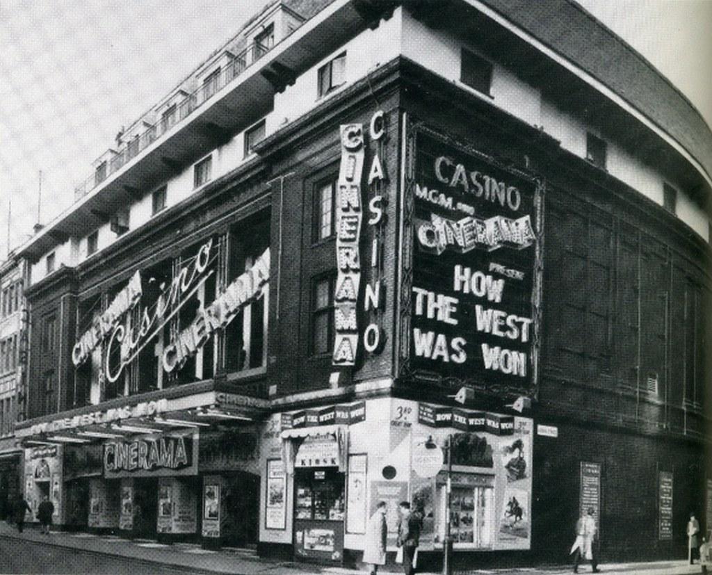 101-Casino Cinerama/Prince Edward Theatre Old Compton Stre