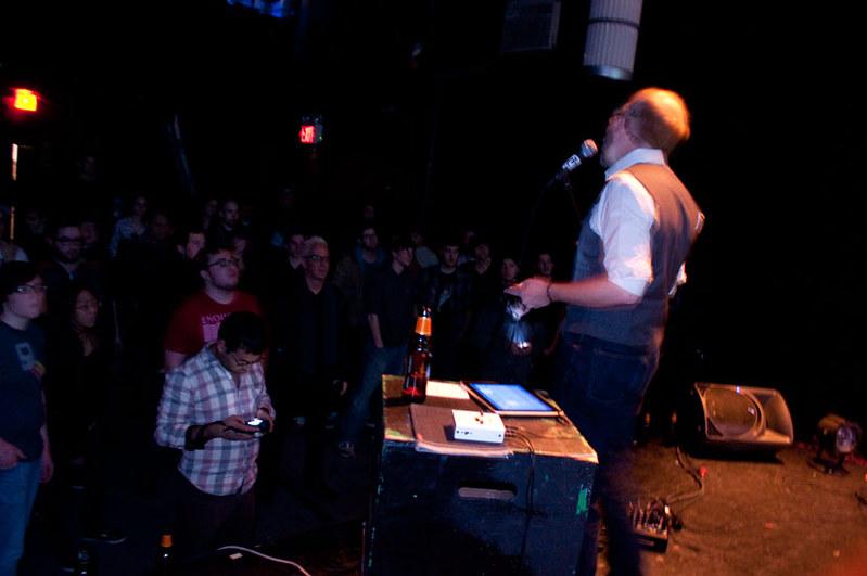 Doc Pop Live at Pulsewave