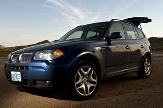 2006 BMW X3 | by Curtis Gregory Perry