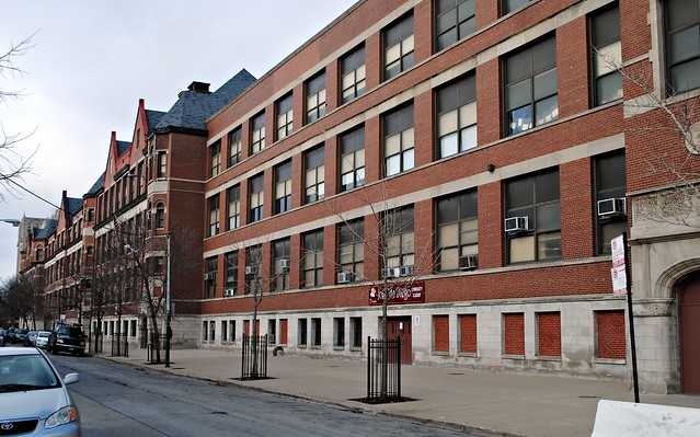 Former Tuley High School