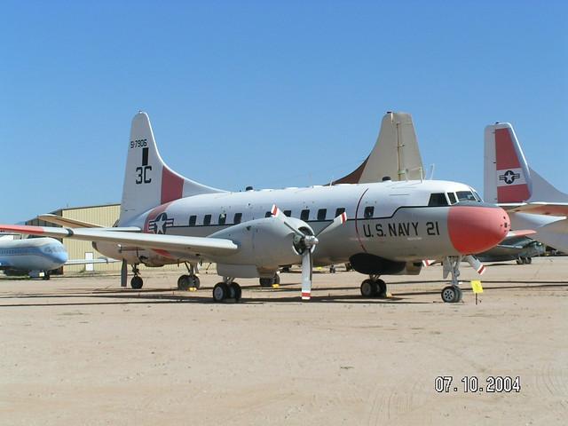 51-7906 Convair (240) T-29B