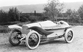 Mercedes 115 hp Grand Prix 1914