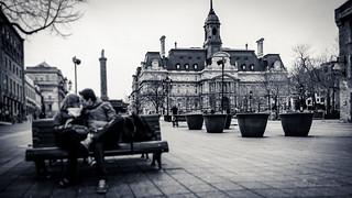 Hôtel de ville de Montréal | by Digital Dick Photography