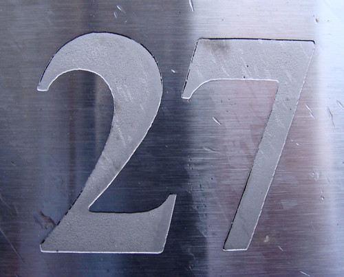 No 27 - wet metal | by kirstyhall