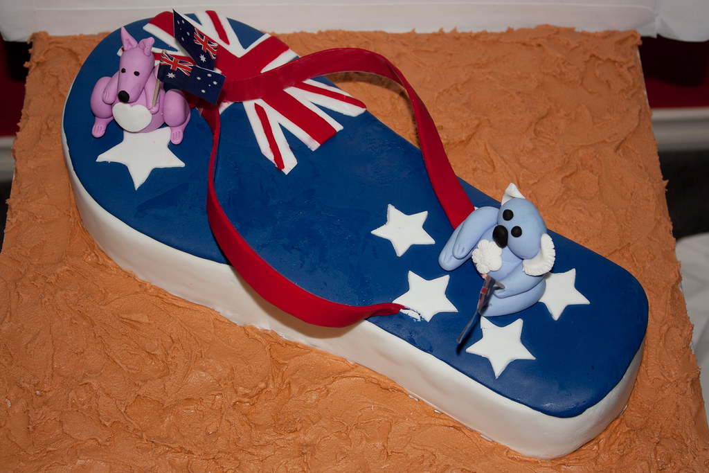 Australia Day Thong Cake What Better Way To Celebrate