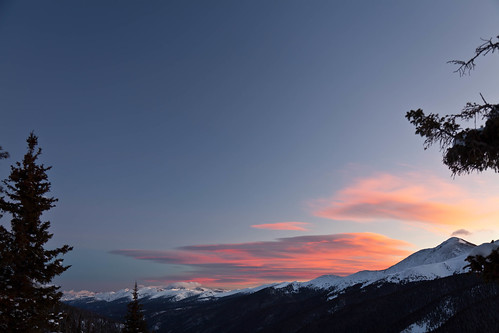 winter mountains sunrise colorado winterpark rockymountains berthoudpass grandcounty