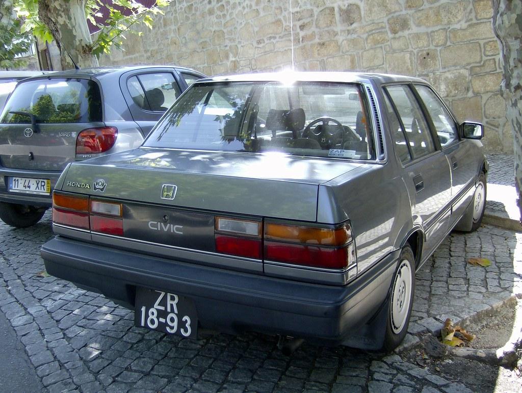 Kelebihan Kekurangan Honda Civic 1986 Murah Berkualitas