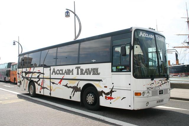 M616RCP Howlett's Acclaim Travel