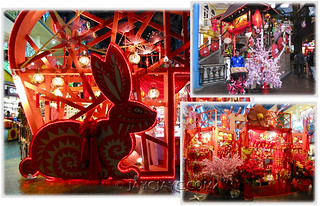 2011 Chinese New Year's decor at First World Plaza, Genting Highlands | by jayjayc