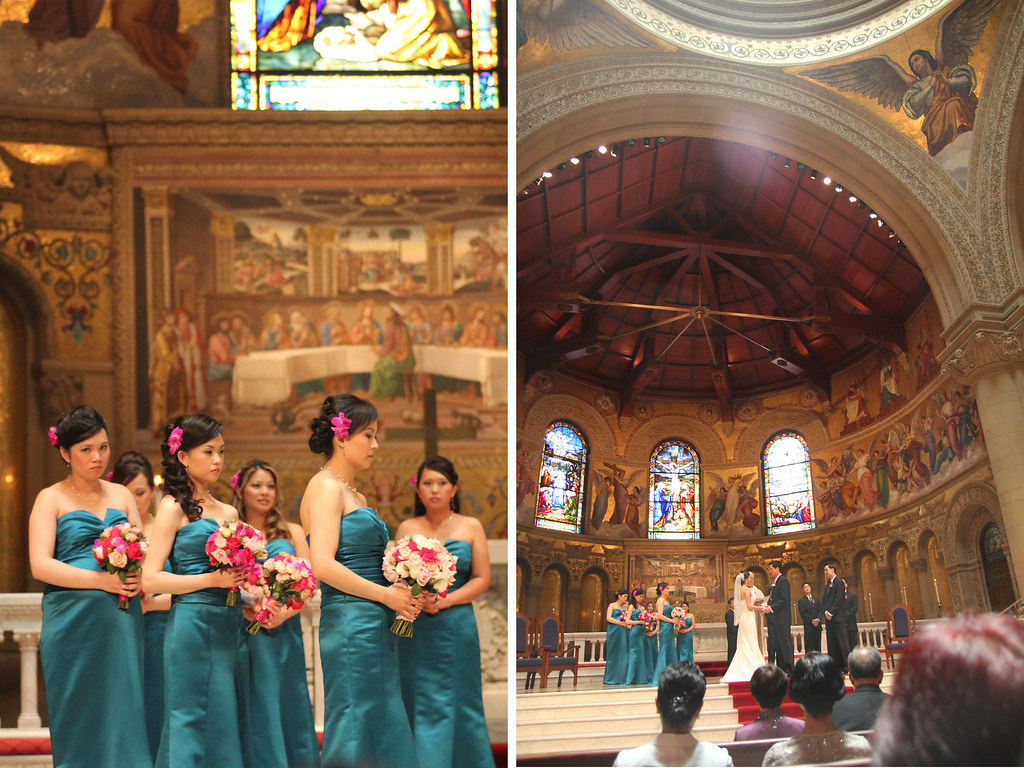 Stanford Memorial Church Wedding We Have Started A Wedding