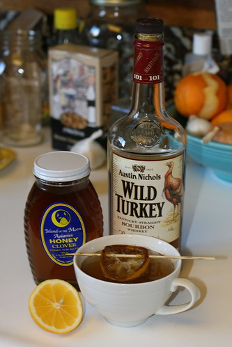 Caramelized Lemon Hot Toddy | by Lucky Mike Rocks