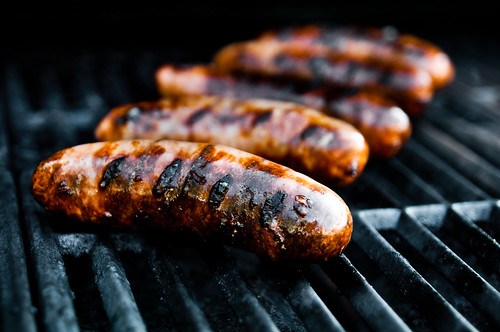 BBQ Sausage | by Christopher Craig