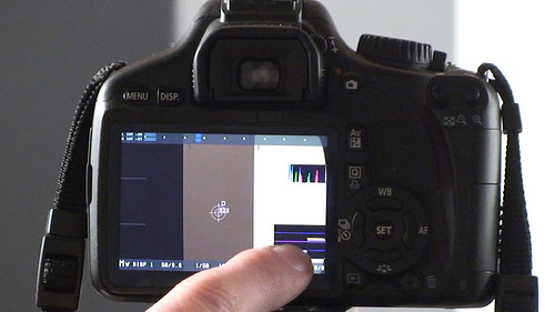 Canon T2i 550D Magic Lantern Meters Tutorial | by Dave Dugdale