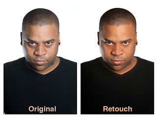 Retouch Photoshop Sample | by Noel Bass