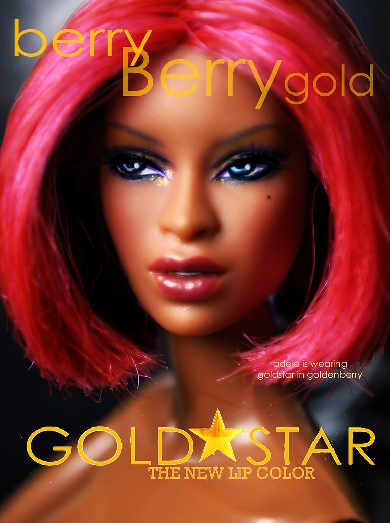 Pink Flame Adele For Goldstar Cosmetics Amusing Story Behi Flickr