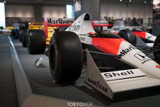 The History of Honda Formula 1 / Twin Ring Motegi Collection Hall
