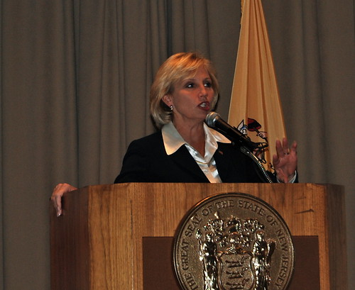 New Jersey Lt. Governor Kim Guadagno | by New Jersey State Library