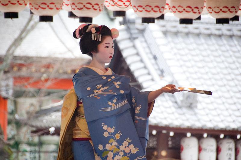 2010.02.03 - Setsubun Yasaka