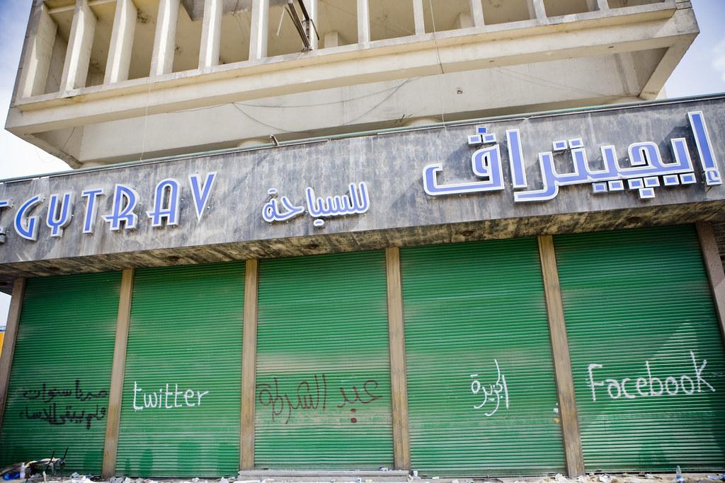 MSM, Social Media and the Egyptian Revolution