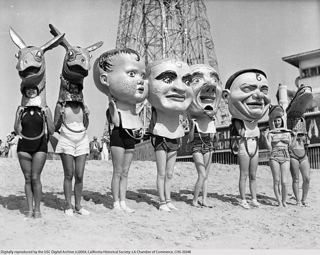 Venice Beach, 1930