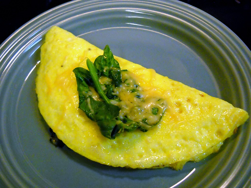 Look at this omelet
