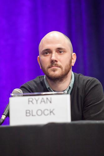Ryan Block - Launch Conference - San Francisco | by Kris Krug