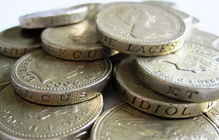 Images of pound coins | by Images_of_Money