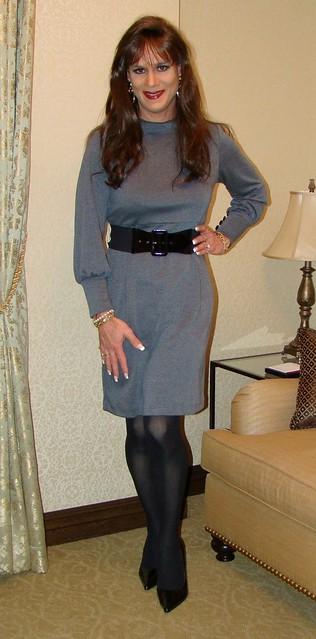 Dress - Gray 21