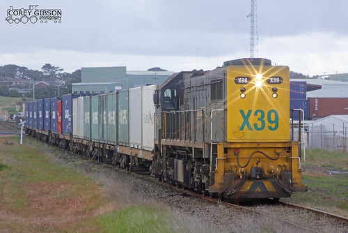 X39 at Westvic Container yard. | by Australian Trains