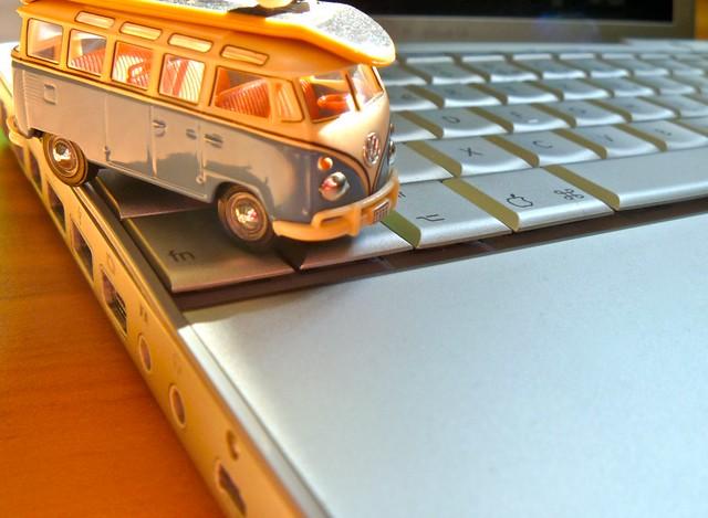 The Apple CamperBook