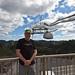 3927 Me at Arecibo by Kevin Baird
