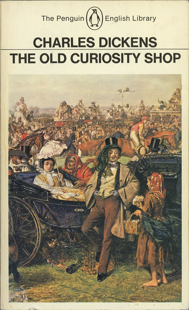 The Old Curiosity Shop (Penguin English Library)